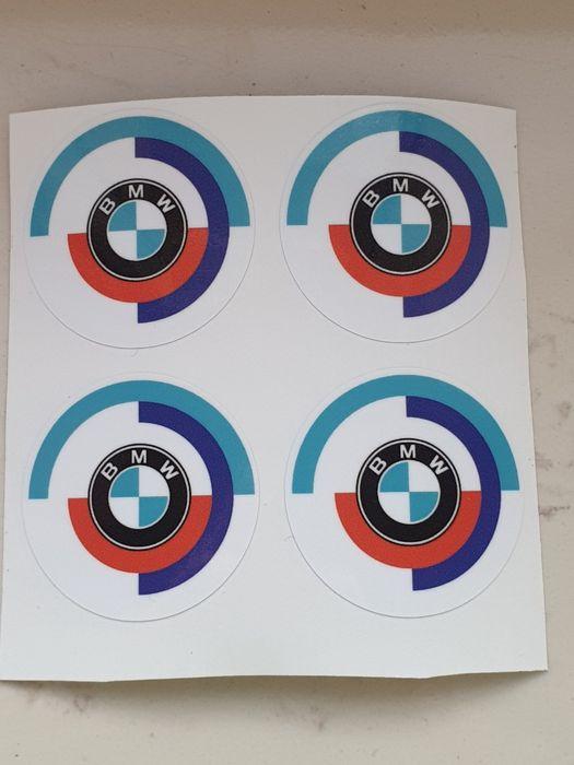 Naklejki BMW Motorsport Rykoszyn - image 1