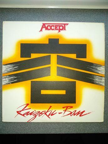 Accept 1985 Kaizoku-Ban (USA)