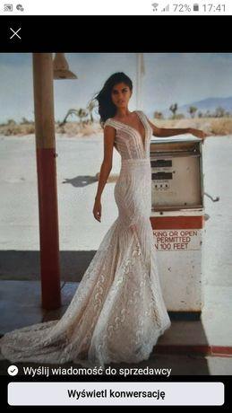 Suknia ślubna+ dodatki Madonna Milla Nova Arya