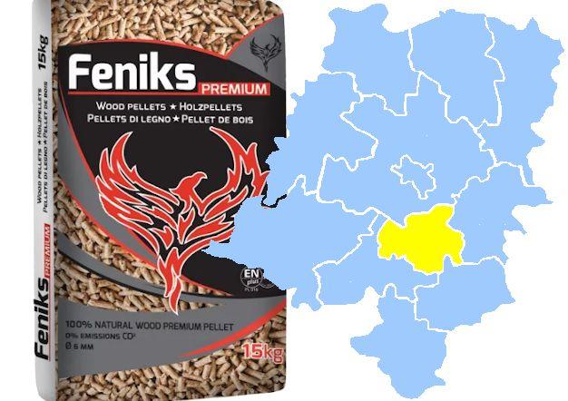 Krapkowice Pellet Feniks Premium! Darmowa Dostawa