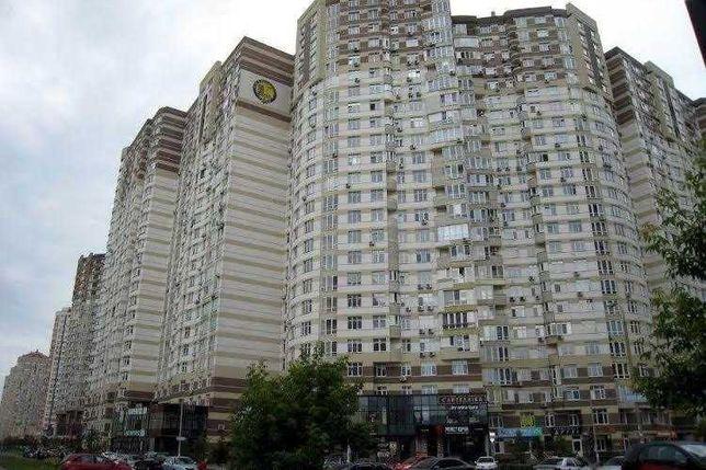 Ахматовой 22, 1 ком, 47м2, Качественный ремонт, Позняки Осокорки