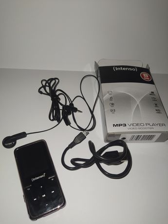 Mp3 8gb Intenso  Video Player