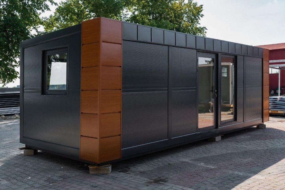 kontener mieszkalny 8x3 biurowy socjalny kazdy rozmiar Kraków - image 1
