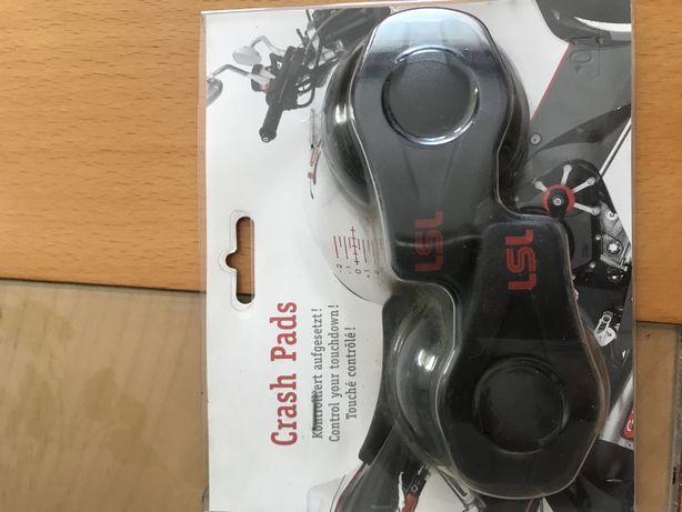 Crash pads suzuki gsxr 600/750