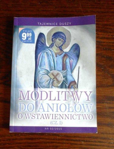 Modlitwy do Aniołów cz.I O wstawiennictwo Wyd. JOT