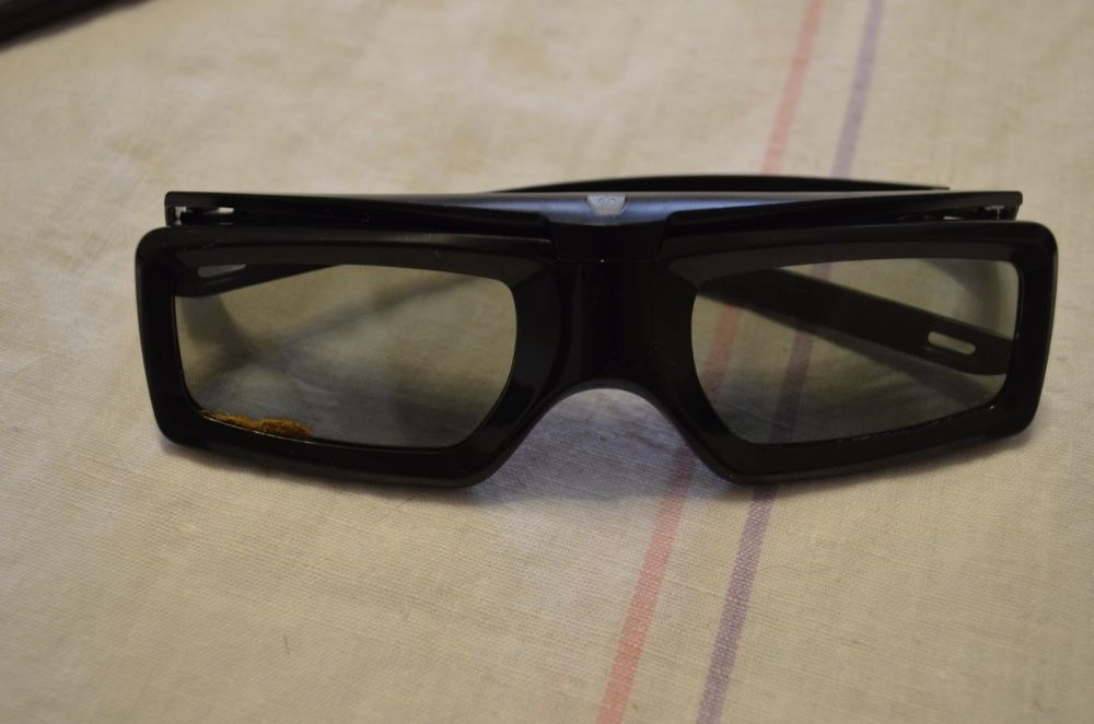 sony tdg-bt400a active 3d glasses Fasty - image 1