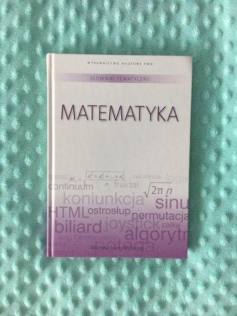 Słownik tematyczny z matematyki