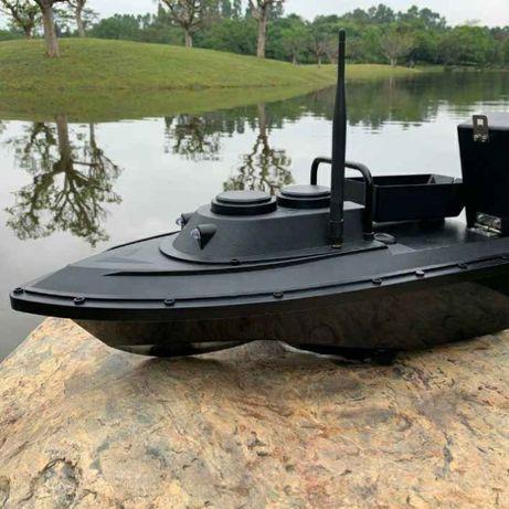 Barco iscas para laguna ou barragem.