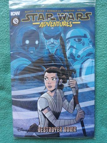Star Wars Adventures Comic