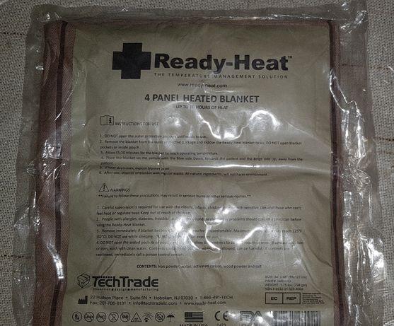 Термо-ковдра (термопокривало, рятувальна ковдра, термоодеяло)