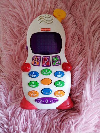 Телефон фишер прайс fisher price