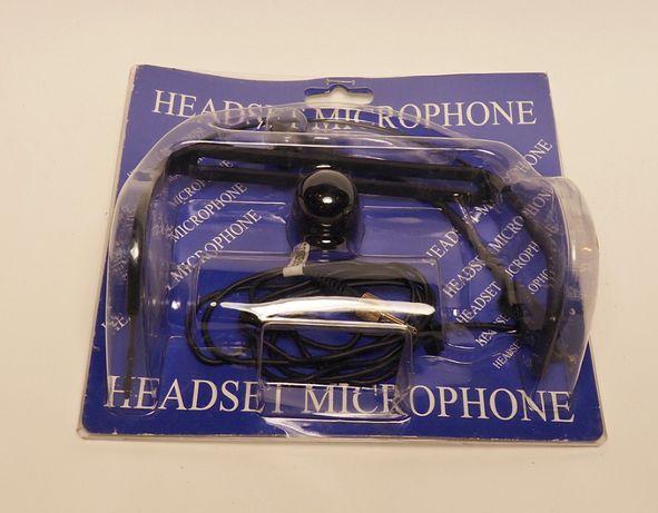 HM-28 Mikrofon nagłowny zakręcany Sekaku, Stage Line i inne