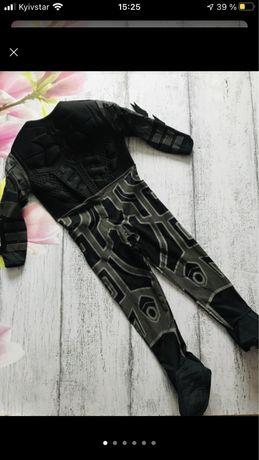 Крутой карнавальный костюм Бэтмен 4года