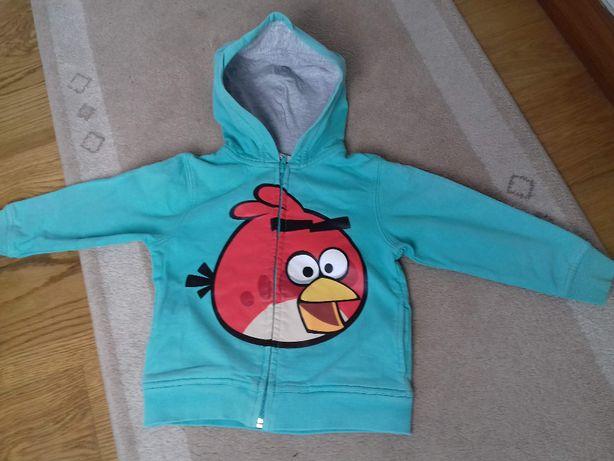 Bluza Angry Birds chłopiec 98-104 cm