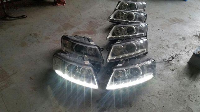 Audi a6 c6 led naprawa regeneracja wymiana