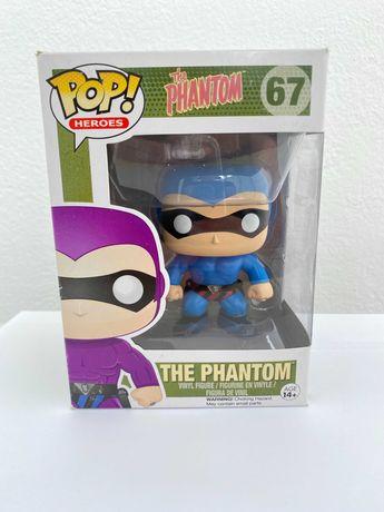 Figura Funko Pop Heroes 67 The Phantom Blue