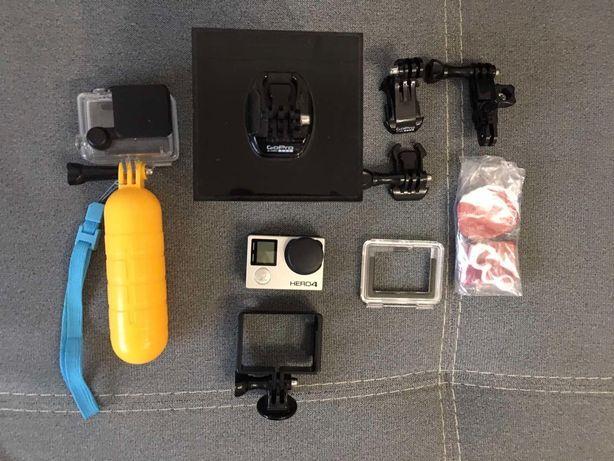 GoPro 4 Silver Edition Полный комплект