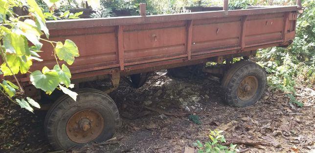 Прицеп к трактору