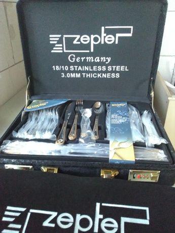 Набор столовых приборов Zepter на 12 персон