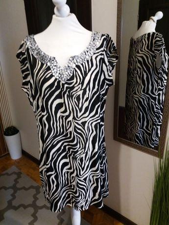 Elegancka sukieneczka m-ki Joanna Hope, r. 44/46