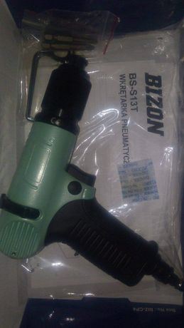 Wkrętarka przemysłowa pneumatyczna nowa firmy BIZON.