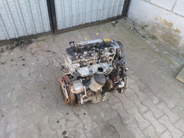 Silnik Isuzu 1.7 Opel Astra *USZKODZONY *