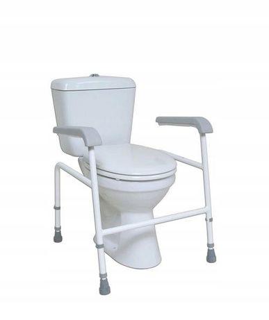 Podpórka / uchwyt asekuracyjny do WC