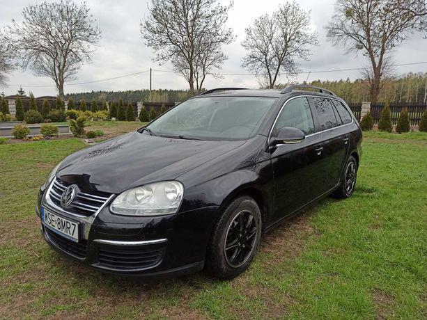 Volkswagen Golf V kombi, 1,4 Benz. 2009.Przebieg tylko 154tys.km