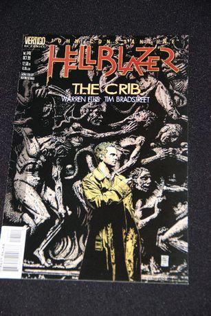 Banda desenhada - HellBlazer - the crib - 1 volume