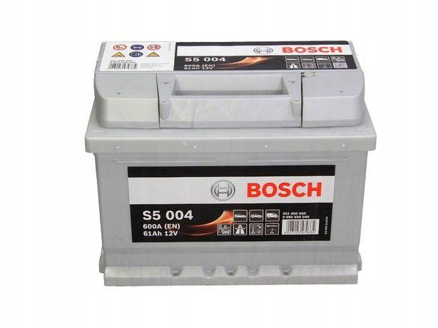 Akumulator BOSCH S5 61Ah 600A P+ Akumulatory Zgierz