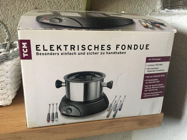 Zestaw do fondue elektryczny