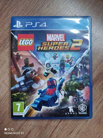LEGO Super Heroes 2 gra na PS4 Nowa