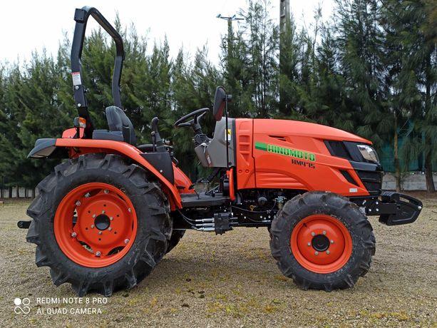 Tractores novos Hinomoto HM475  (Campanha)
