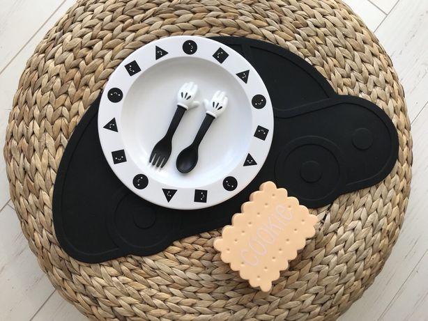 Детская тарелка тарелочка для кормления, прикорма
