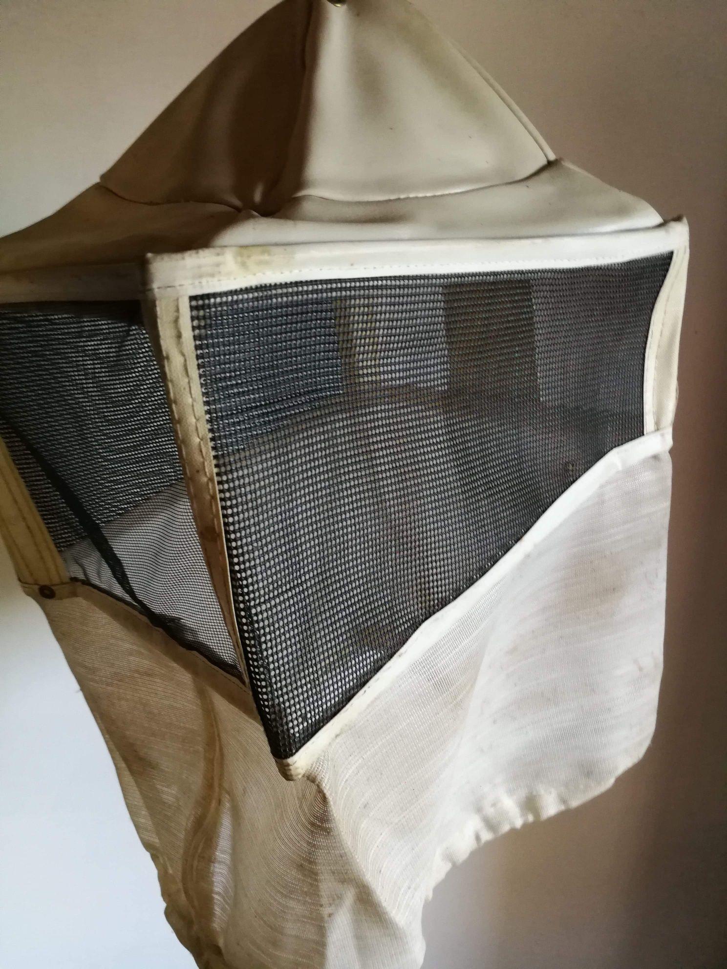 Máscara para apicultura