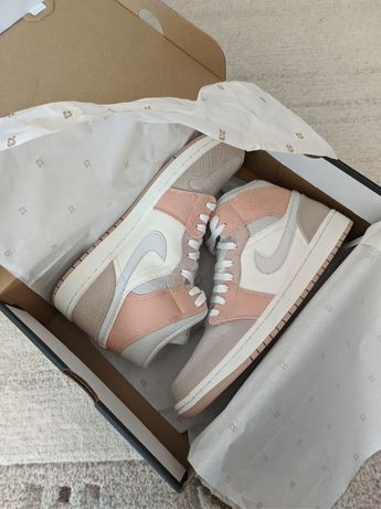 Buty Nike air Jordan mid milan