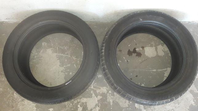 Opony letnie Bridgestone 225/55 R17 2szt=50zl