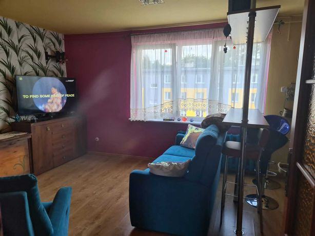 Mieszkanie gotowe do zamieszkania Borne Sulinowo 32 m.kw