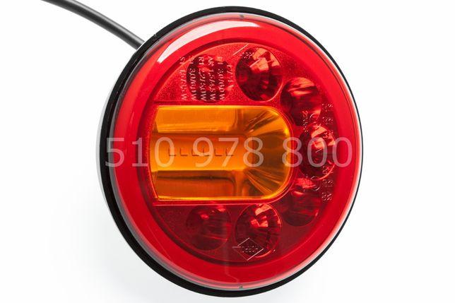 Lampa tylna LED przyczepka przyczepa kempingowa bus kamper laweta
