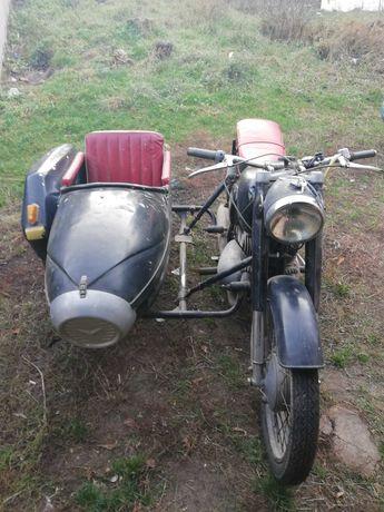 Мотоцикл Панонія