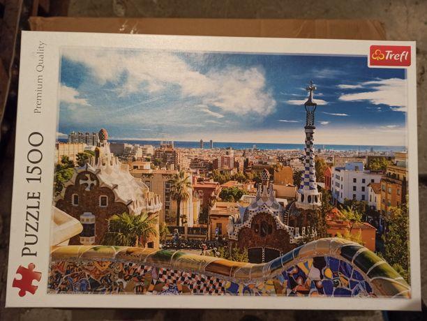 Puzzle Trefl 1500 elementów
