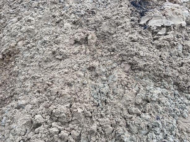 Piach Piasek zasypowy kolor jasny szary żwir kamień granit otoczak