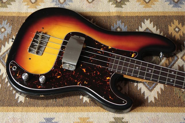 Gitara basowa ANTORIA Precision Bass Japan MIJ