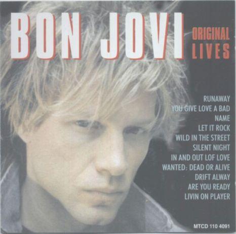 Bon Jovi store vários artigos de Bon Jovi