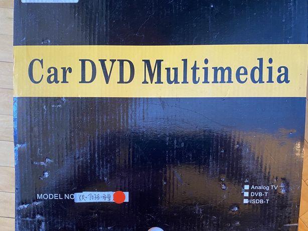 Авто магнитола, мультимедийный центр SKODA