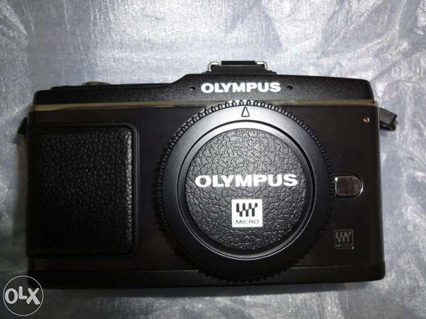 Edição colecionador olympus pen e-p2 com visor nova (C14)
