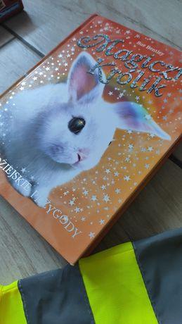 Książka magiczny królik