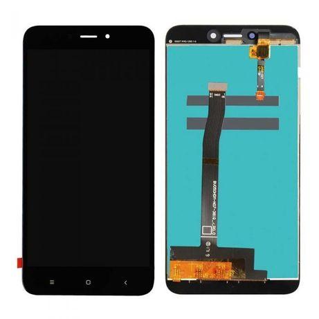 Ecrã para Xiaomi Redmi 4X (LCD Display + Touch) - Preto