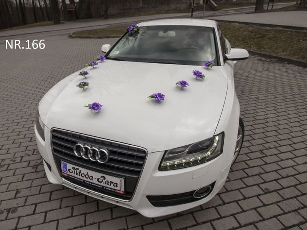 Piękna dekoracja na samochód/dostępne różne kolory/fiolet/zapraszam