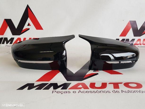 Capas de Espelho BMW Serie 5 G30 G31 Look M5